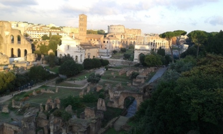 Imperial Fora - Rome