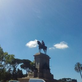 Giuseppe Garibaldi - Gianicolo