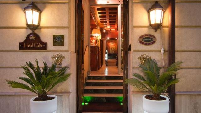 Cheap hotel in Rome: Celio Hotel