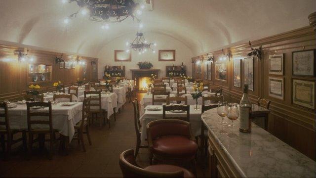 Roman cuisine: Checchino dal 1887