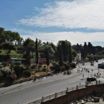 How to visit Rome