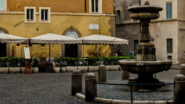 Osteria dell'Antiquario Rome