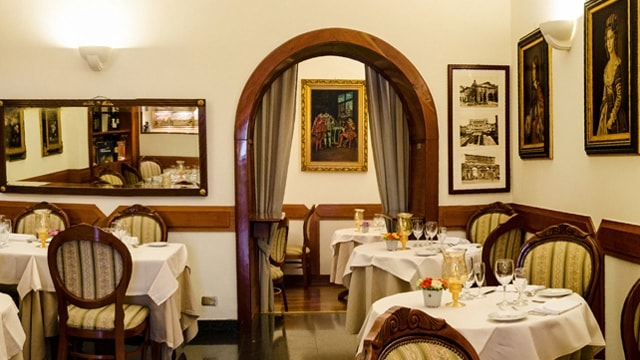 Osteria dell'Antiquario restaurant