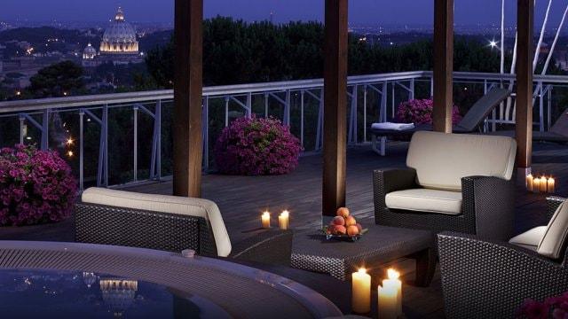Hotel Cavalieri Hilton in Rome