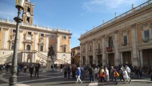 Capitoline museums with Roma pass