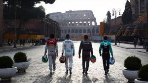 Formula E in Rome