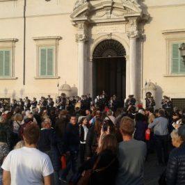 Visit the Palazzo del Quirinale in Rome