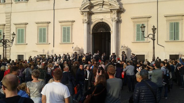Your visit to Palazzo del Quirinale