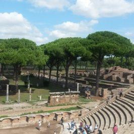 Il Grande Teatro di Ostia Antica