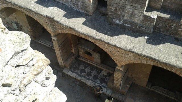 Negozi di Ostia Antica