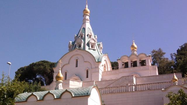 Chiesa ortodossa a Roma