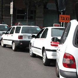 I taxi a Roma