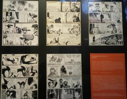 Mostra del fumetto a Roma