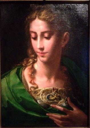 Parmigianino e Correggio alle Scuderie del Quirinale