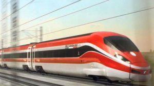 Treno Freccia Rossa