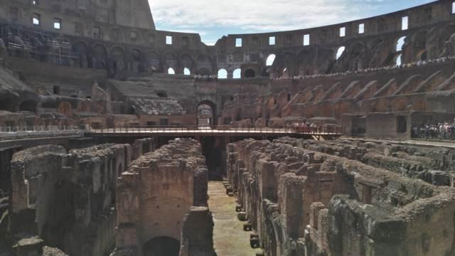 Quello che non sai sul Colosseo