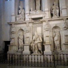 Il mosè di San Pietro in Vincoli