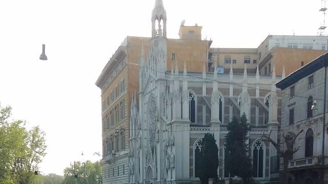 Piccolo Duomo di Milano a Roma