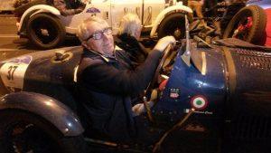 Giuliano Canè alla Mille Miglia 2016