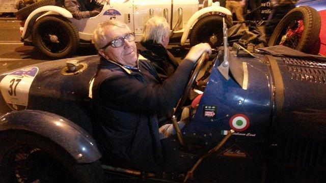 Mille Miglia a Roma