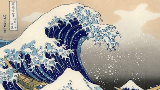 Hokusai a Roma
