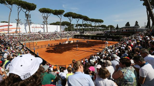 Internazionali di tennis a Roma