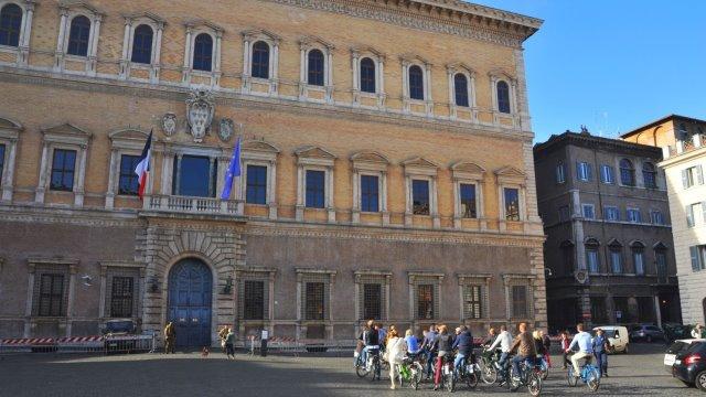 Tour in bicicletta a Roma
