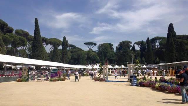 Concorso ippico di Piazza di Siena