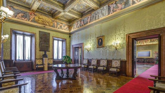 Le visite guidate di Palazzo Madama a Roma