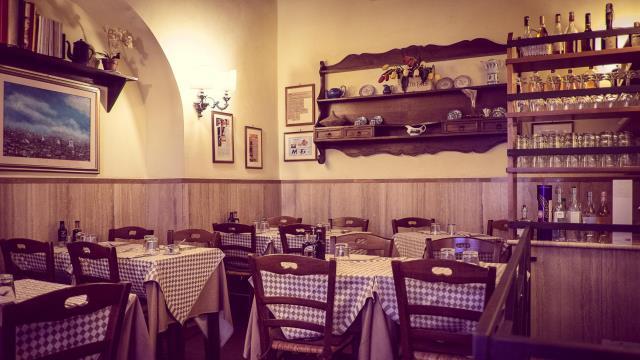 Cucina tipica romana La Matricianella