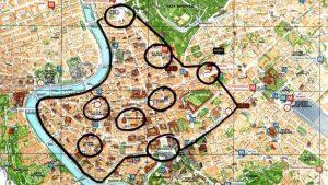 5 zone strategiche dove dormire a Roma: centro storico