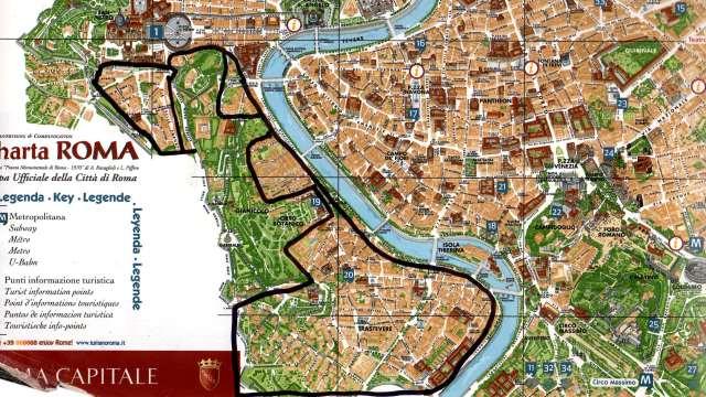 5 zone strategiche dove dormire a Roma: Gianicolo/Trastevere