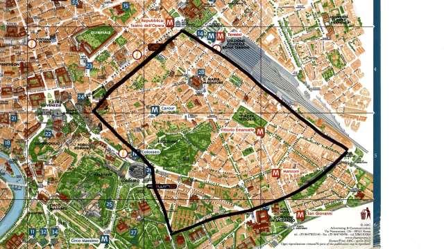 5 zone strategiche dove dormire a Roma: Termini