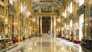 Galleria Colonna: la Sala Grande