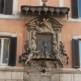 Le immagini sacre delle strade di Roma: Madonnella di Palazzo Gondi