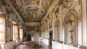 Tour alternativo per vedere Roma: la Galleria Carracci