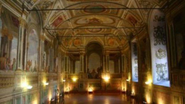 Tour alternativo per vedere Roma: il Refettorio del Convento di Trinità dei Monti