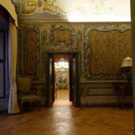 Palazzo Barberini a Roma: appartamento di Cornelia Costanza Barberini e G.Cesare Sciarra