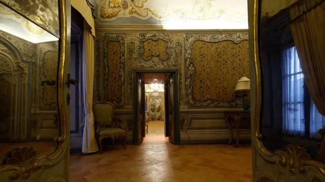 Palazzo Barberini a Roma