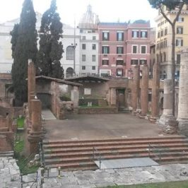Templi romani a Largo di Torre Argentina