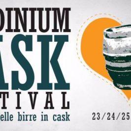 Londinium cask festival a Roma