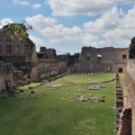 Particolare del Foro Romano
