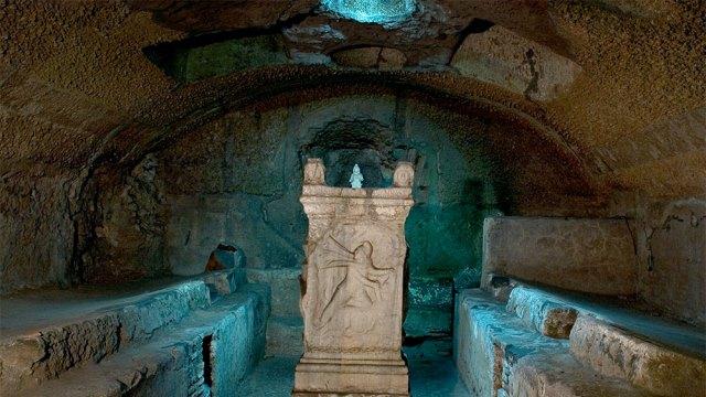 Basilica di San Clemente a Roma: i meravigliosi sotterranei.