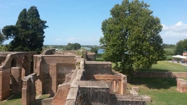 Roma antica: gli scavi di Ostia