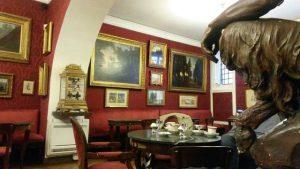 L'Antico Caffè Greco a Roma