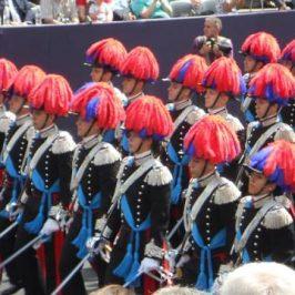Festa della Repubblica sfilata dei Carabinieri