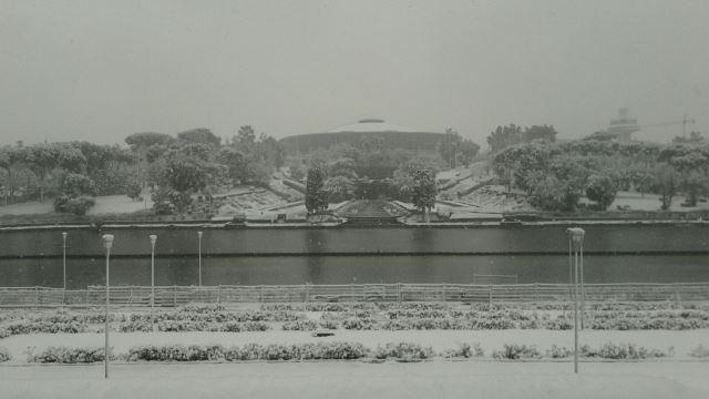 La neve a Roma: croce e delizia dei romani
