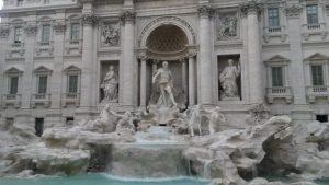 La leggenda della fontana di Trevi