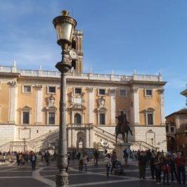 Natale di Roma: il Campidoglio festeggia