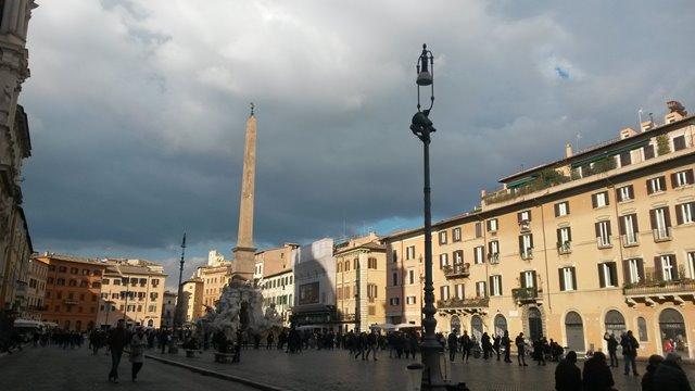 Gli obelischi di Roma